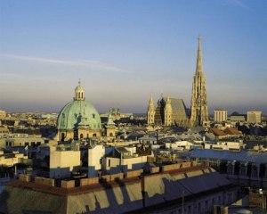 Vienna, Austria -                        Google Images