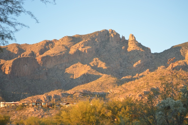 Finger Rock - Santa Catalina Mountains, Tucson